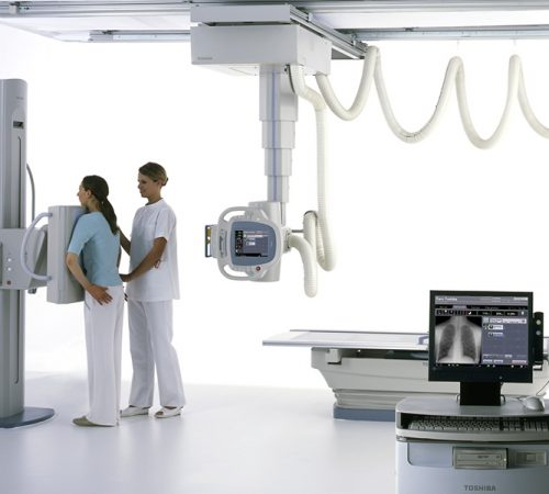 Digital-Radiography-X-ray
