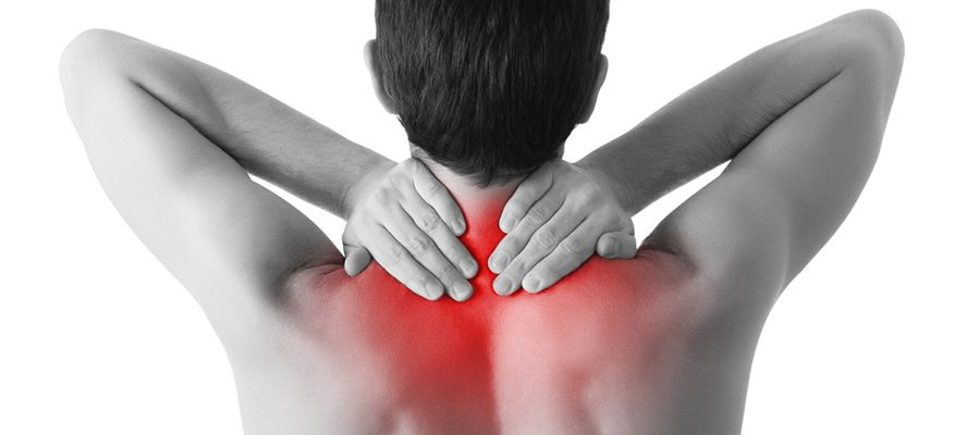 Sound wave with cure for back pain, neck pain